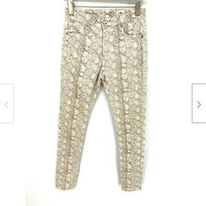 Adriano Goldschmied The Farrah Skinny Ankle Jeans